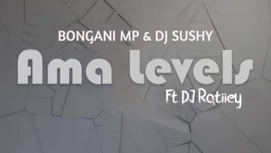 Bongani MP & DJ Sushy - Ama Levels (feat. DJ Ratiiey) - Single