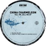 """Checkout China Charmeleon New Two Tracks EP """"Tell Me, Tell Me"""""""