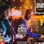 Major League DJz – Amapiano Live Balcony Mix 23