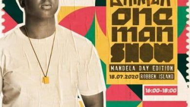 Shimza – Mandela Day Edition Mix 2020 (One Man Show) | Robben Island (DJ set) Image