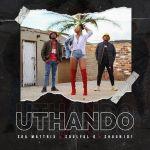 "Soa mattrix, SoulfulG & Shaun101 Drops New Amapiano Tune, ""Uthando"""