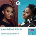 "Amanda Black & Berita To Hold A Virtual Live For ""#MakeRoomForMore"""