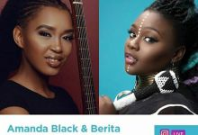 "Photo of Amanda Black & Berita To Hold A Virtual Live For ""#MakeRoomForMore"""