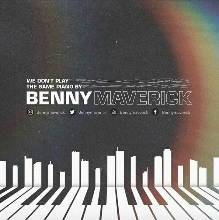 Benny Maverick – We Don't Play The Same Piano Vol. 1 Image