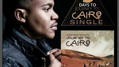 """Brenden Praise To Release """"Journey To Cairo"""" This Friday Image"""