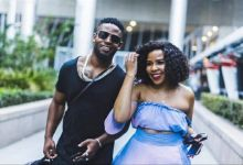 Photo of Check Out This Rare Pic Of Prince Kaybee's Bae, Brown's Cute Son