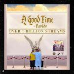 "Davido's Album ""A Good Time"" Surpasses 1 Billion Streams"