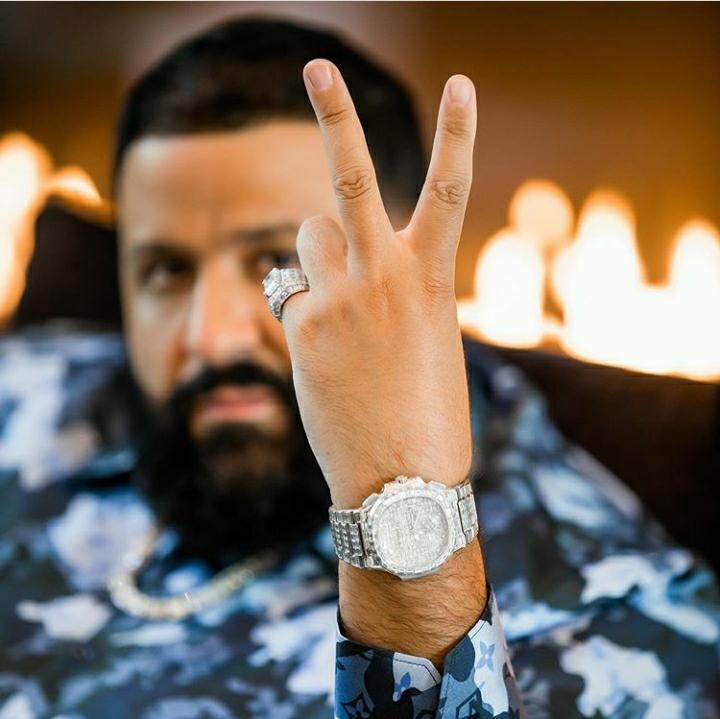 DJ Khaled Announces New Album Titled 'Khaled Khaled' Image