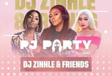 PJ Party With DJ Zinhle To Air On MtvBase Image