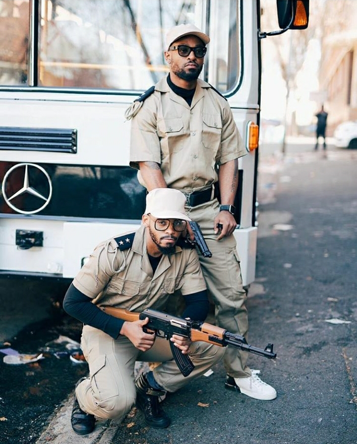 Donald Reacts To Being Identical To Prince Kaybee Image