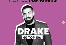 Photo of Drake Now Has The Most Hot 100 Top 10 Hits Of All Time (See The Top Artistes In 62 Years)