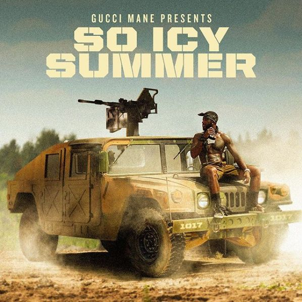 """Gucci Mane Shares """"So Icy Summer"""" Tracklist With Future, 21 Savage, Young Thug & More"""