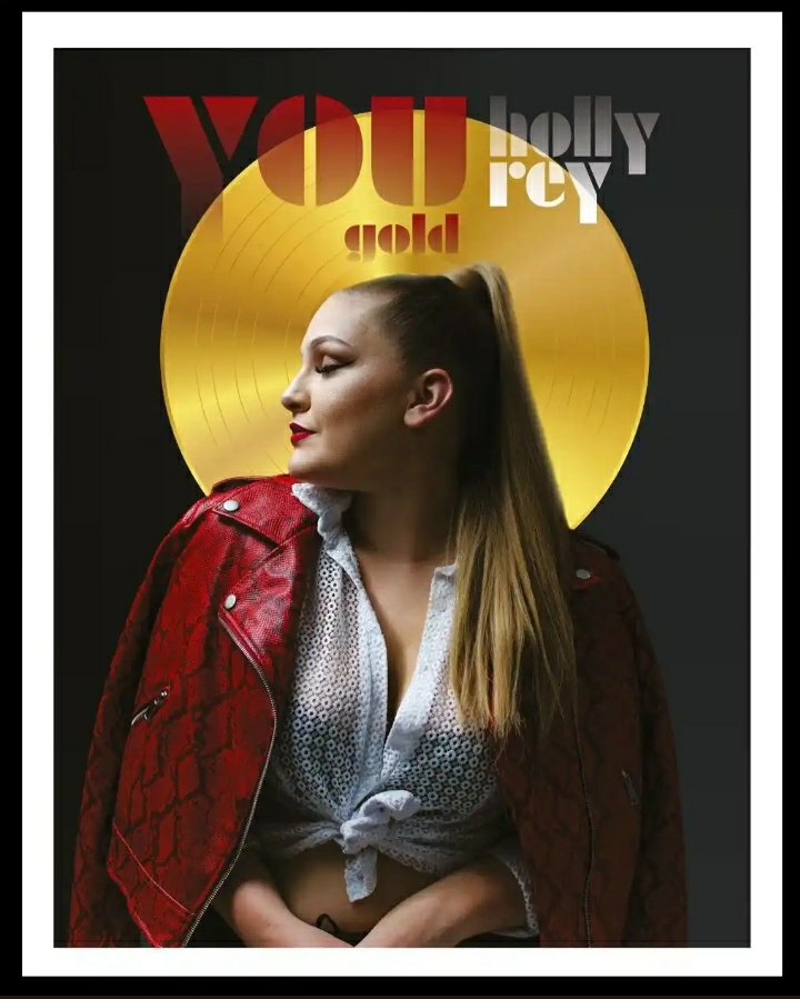 "Holly Rey's Hit Single ""You"" Goes Gold Image"