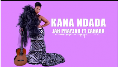 "Photo of Jah Prayzah Presents ""Kana Ndada"" feat. Zahara"