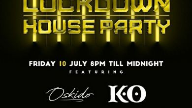 Photo of K.O, Oskido, DJ Lag, Fanatic, Milkshake, Shimza, Jawz – Line-up For 10th-11th July Lockdown House Party