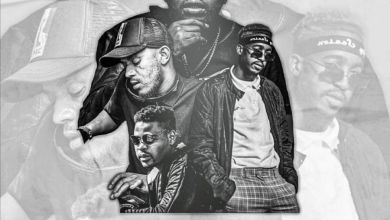 "Kabza De Small, Bob Mabena, Madumane & Tyler ICU Drops ""Drip Drip Juluka"""