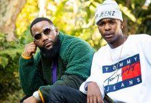 Photo of Kammu Dee Shoots Siya Trenda With Cassper Nyovest