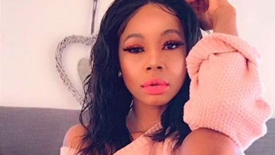 "Photo of ""The Matter Of My Daughter's Father Needs To End"" – Kelly Khumalo On The Late Senzo Meyiwa"