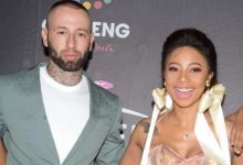 Kelly Khumalo Shares Scary Take On Chad Da Don