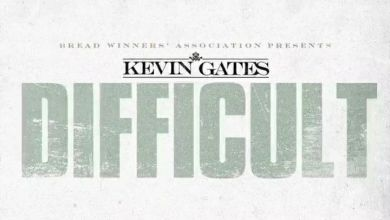 """Kevin Gates Releases New Song """"Difficult"""""""