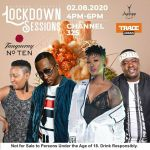 Khuli Chana & Charmza DJ To Join DJ Sumbody & Lameiz Holworthy For Trace Ayeyep Lockdown Session