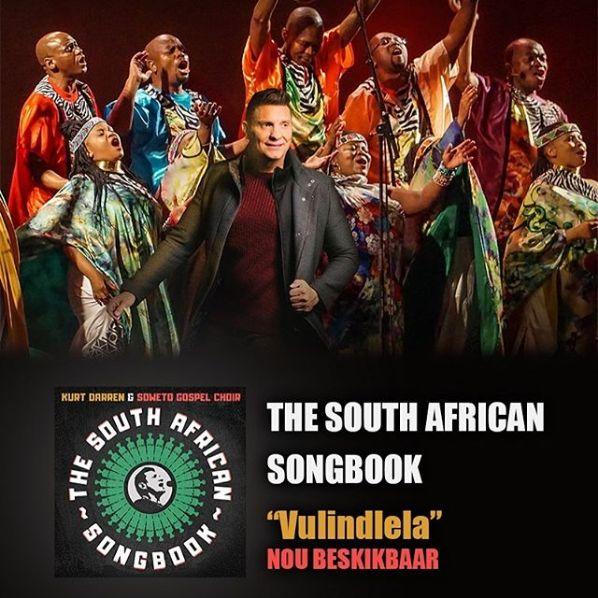 Kurt Darren & Soweto Gospel Choir Cover Brenda Fassie's Vulindlela Image