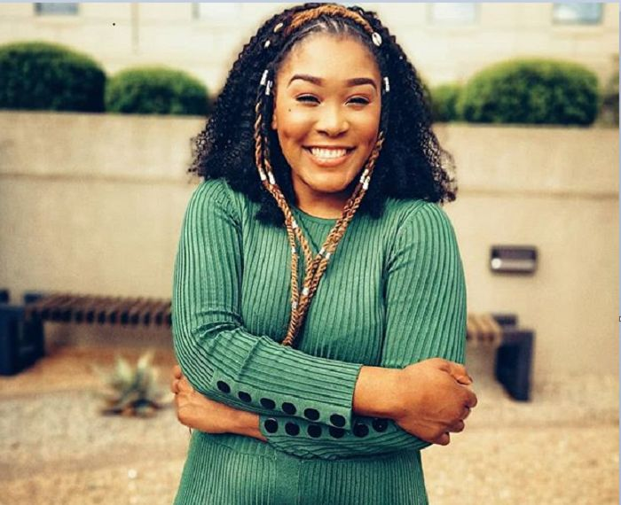 Lady Zamar Admits she Wanted to Quit Music at Some Point Image