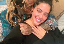 Lil Wayne's Girlfriend Denise Bidot Celebrate's Him On His Birthday