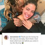 Lil Wayne's Girlfriend Denise Bidot Shares Loved Up Photo With The Rapper