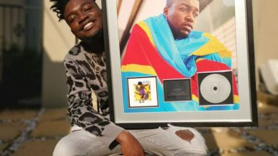 "Photo of Manu WorldStar's Debut Single ""Nalingi"" Officially Certified Platinum"