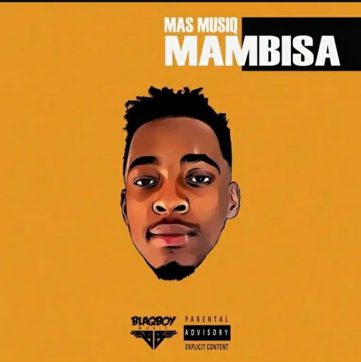 """Mas Musiq Shares """"The Return Of Mambisa"""""""