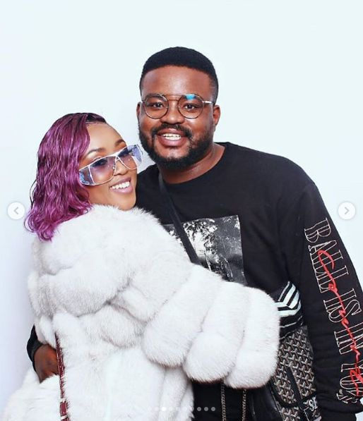 Moozlie Celebrates 6th Anniversary Of Relationship With Sbuda With Soul-Stopping Photos