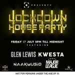 NaakMusiq, Major League, Kwesta, Glen Lewis, Malumz On Deck & More For 17-18th July Channel O Lockdown House Party Mix