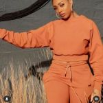 Nadia Nakai Gets Shoutout From Victoria Beckham For Rocking The Veebok Collection Image