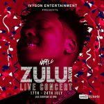 Nasty C To Hold A Zulu Mixtape Live Concert