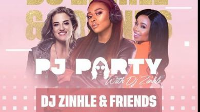 Nu Rock & Lady Amar To Join The PJ Party With DJ Zinhle Today Image