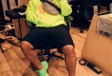 "Cassper Nyovest Dances To ""Nokthula"" Song Feat. Busiswa Off AMN Album"