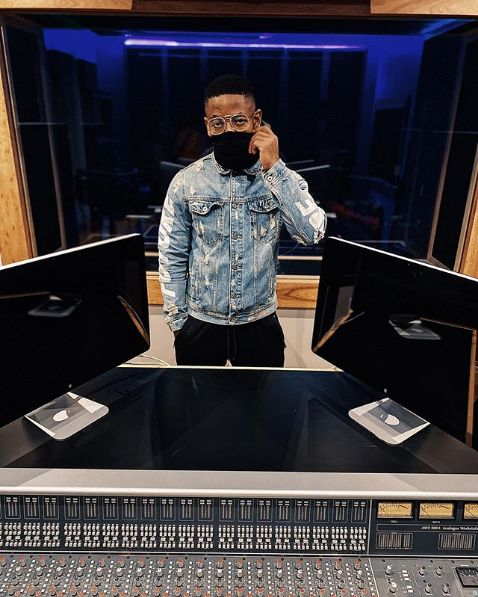 "Prince Kaybee's ""Hosh"" Dominates Radio Chart Image"