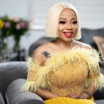 Watch As Thingo Wows her Mother Kelly Khumalo With Her Singing