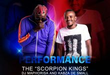 Scorpion Kings Perform At Huawei Winter Sale Virtual Session