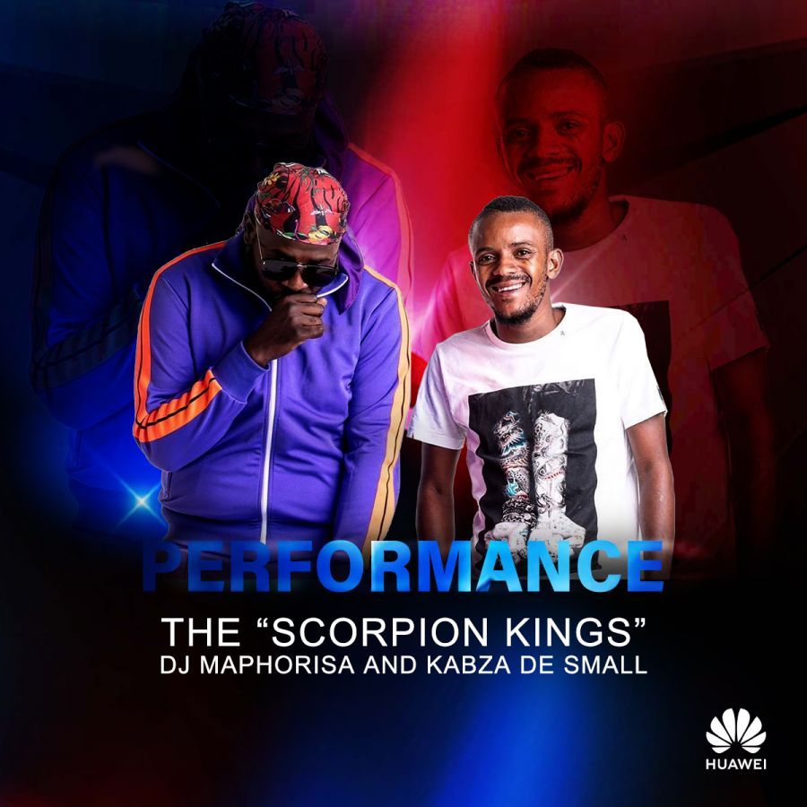 Scorpion Kings Perform At Huawei Winter Sale Virtual Session Image