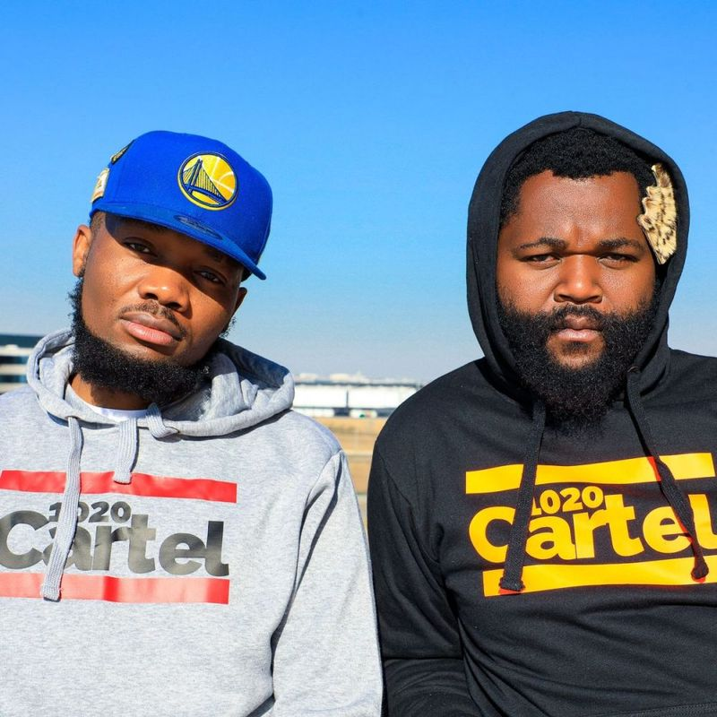 """Sjava And Ruff Launch """"1020 Cartel"""" Record Label, To Release Joint Project """"iSambulo"""" Image"""