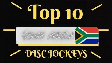 Photo of Top 10 South African Hip Hop DJs