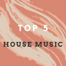 Top 5 SA House Music With Most Download And Stream (January-July)