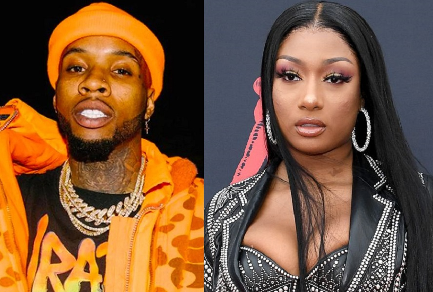Tory Lanez Was Reportedly Arrested In Company Of Megan Thee Stallion For Concealing Gun In SUV