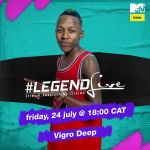Vigro Deep To Join Oskido For This Weekend Legend Live