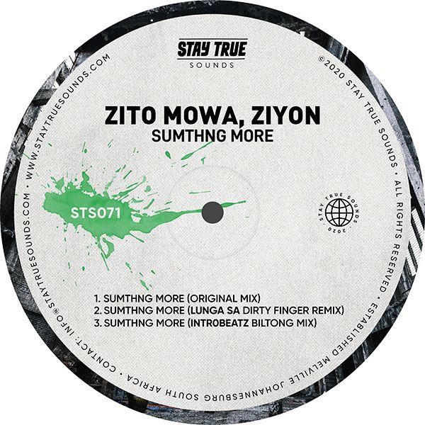 Zito Mowa & Ziyon – Sumthng More Image