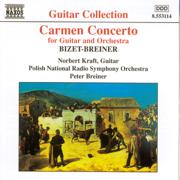 Bizet & Breiner: Carmen Concerto - Granados: Valses Poeticos - Norbert Kraft, Peter Breiner & Polish National Radio Symphony Orchestra