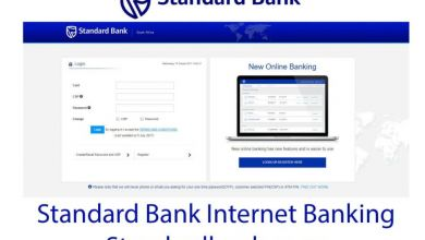 Standard Bank Internet Banking, How To Login & Download App, Swift & Branch Codes, Loans & Credit Card Types