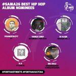 Best Hip Hop Album [Winner]: South African Music Awards (#SAMA 26) 2020